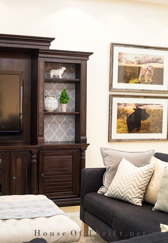 Best 25+ Entertainment Center Decor Ideas On Pinterest | Tv Console  Decorating, Tv Stand Decor And Mounted Tv Decor