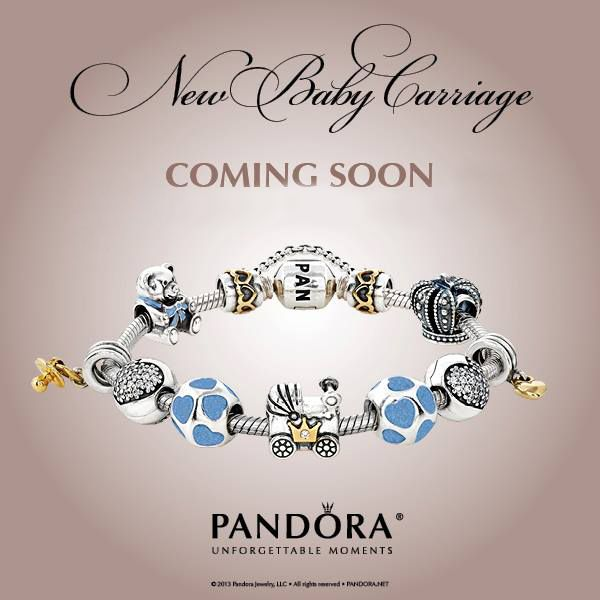 Pandora Royal Baby Carriage 2017 Charm And Bracelet Etc Beads Bracelets Pinterest Jewelry Charms