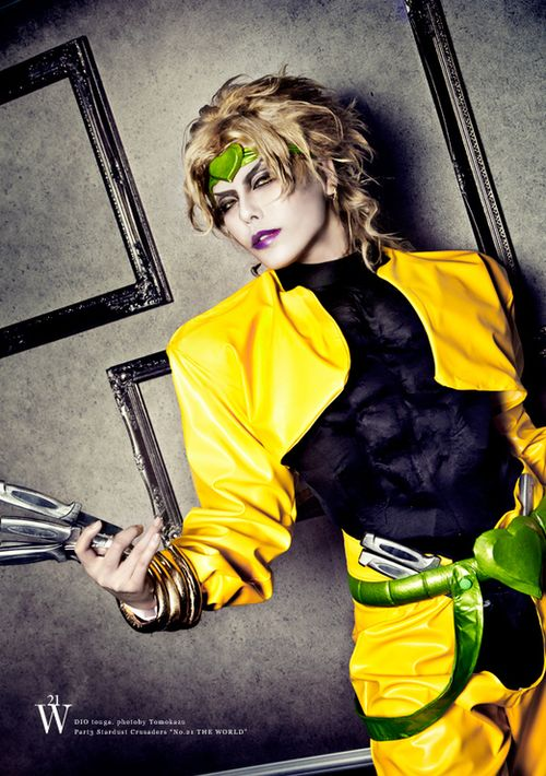 jojos bizarre adventure cosplay | Tumblr