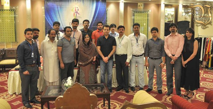 Media Sniffers Team with Honorable Chief Guests.