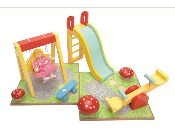Image Of Outdoor Playset