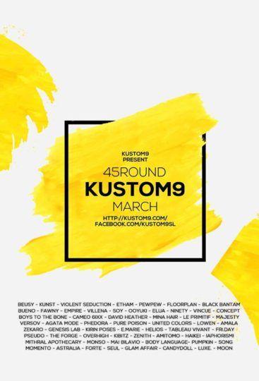 Relax, it's Kustom9! | Seraphim.