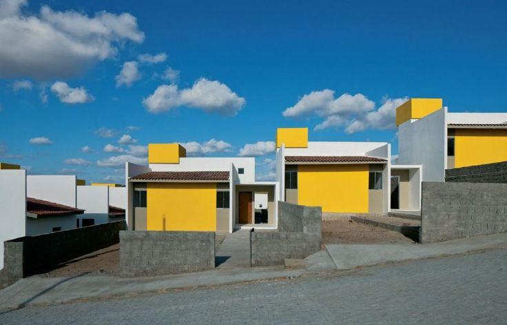 Jirau Arquitetura desenha nova proposta de habitação social para o Programa Minha Casa Minha vida em Caruaru, PE :: aU - Arquitetura e Urbanismo