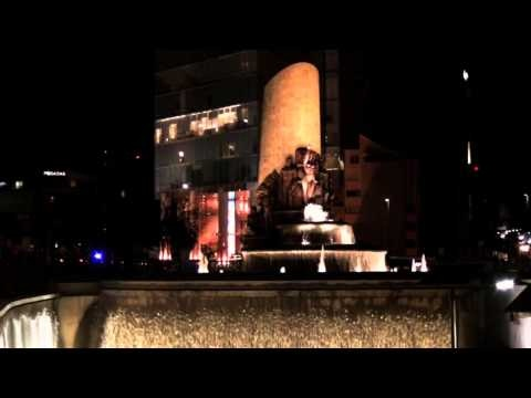 Fuente de Petroleos D.F.   fountain