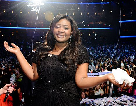 Candice Glover took the crown as winner of American Idol 5/16/13