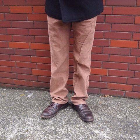 2016/12/02 17:33:54 shimodaayumi ◆メンズオススメコーディネイト◆ 王道のアウターP-コートにデニムではなくコーデュロイパンツを合わせたスタイル。 足元はオールデンを履いて引き締めています。 被りモノにベレー帽を持ってくるとグッと今年らしいですね!!☺︎ #古着#祐天寺#arheologie#ピーコート#王道#コーデュロイ#ベレー帽#オールデン