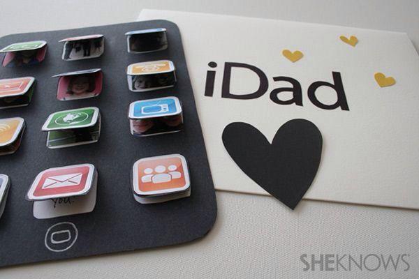 Een leuk vader cadeau voor papa