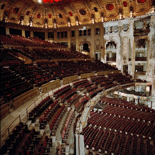 454 Best Abandoned Theaters Images On Pinterest