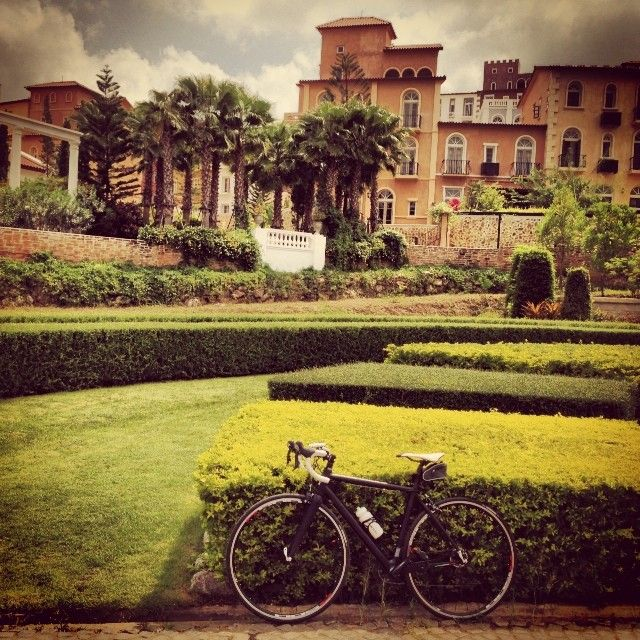 Saturday ride to Toscana Valley, Khao Yai #Colnago Ace #bicycle