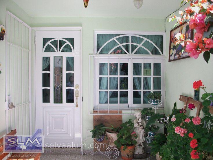 selvaalum puertas y ventanas de aluminio linea espaola