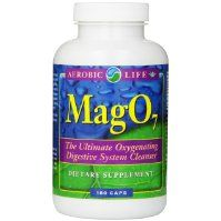 Aerobic Life Mag 07 Oxygen Digestive System Cleanser Capsules Review - THE BEST PROTEIN POWDER REVIEWS