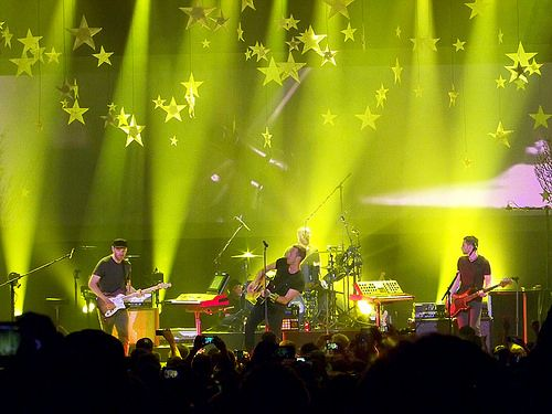 Coldplay Tour 2014 | Coldplay Concert Pictures