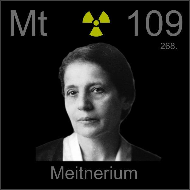 Lise Meitner Atomphysikerin