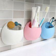Новое поступление новый держатель зубной щетки присоске организатор ванная кухня инструмент бесплатная доставка оптовая продажа E5M1(China (Mainland))