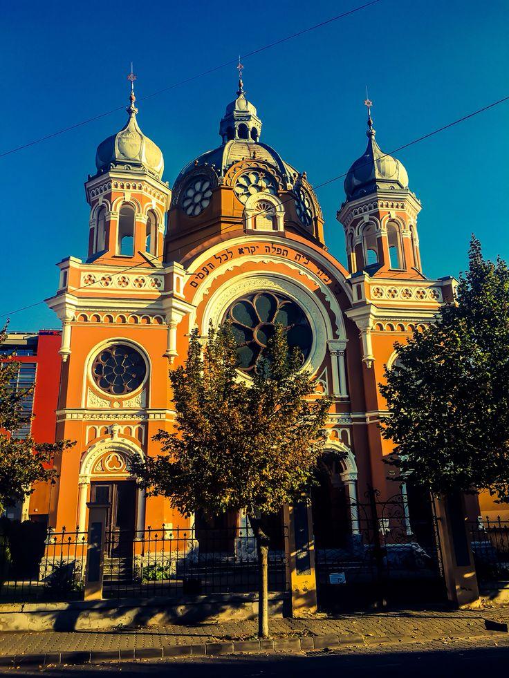 Synagogue Targu-Mures Romania