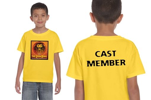 Special Events, School Play, Sporting Events, Clubs, Fundraisers and more.  Fully customized school spirit worn proudly!  Low quantity orders - no problem.