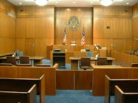 Courtroom Image for social media in courtroom.