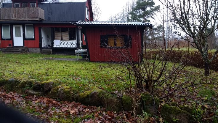 House in Fengersfors, Dalsland, Sweden