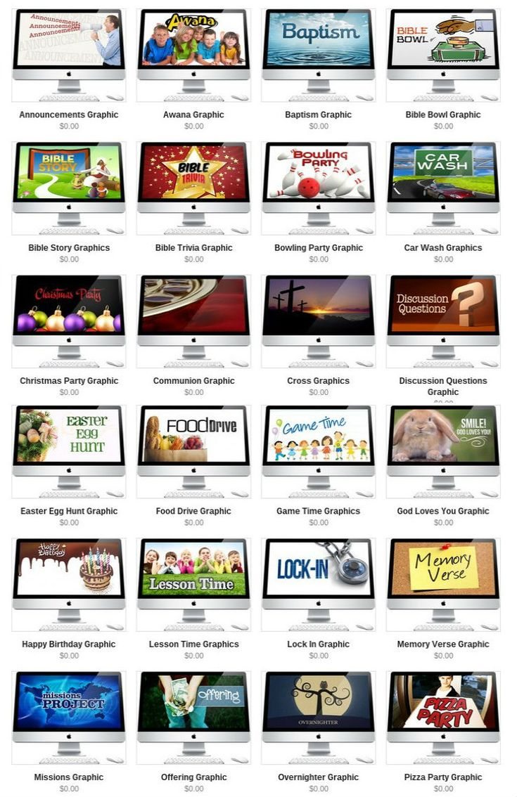 35 Free Powerpoint Slides for Children  39 s Ministry