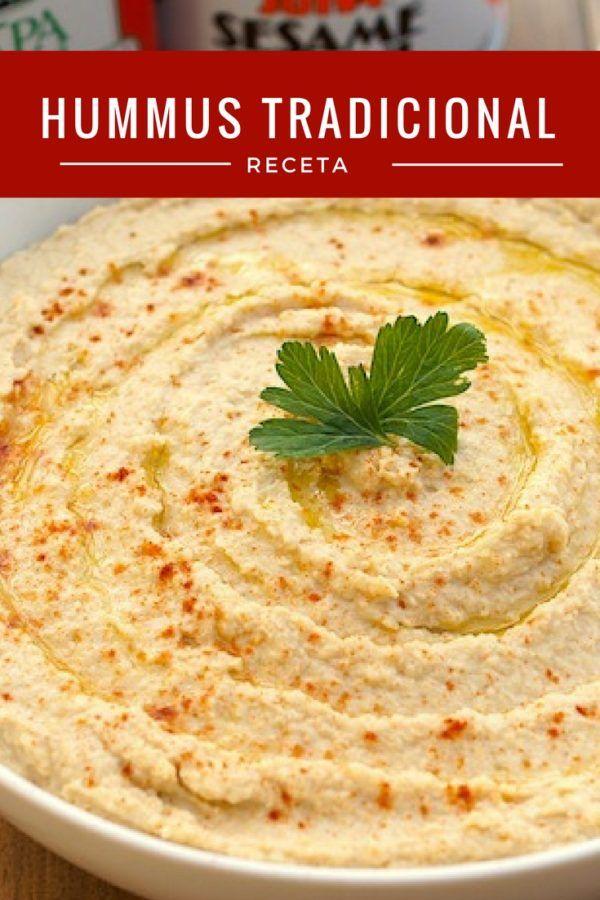 hummus receta
