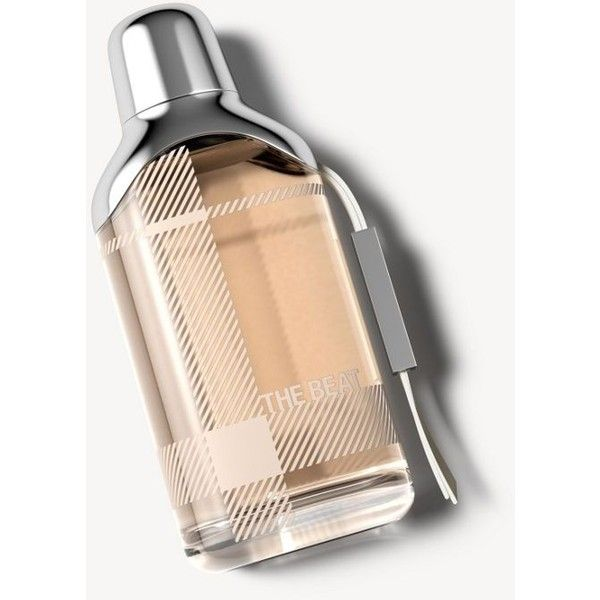 Burberry The Beat Eau de Parfum 50ml (€61) ❤ liked on Polyvore featuring beauty products, fragrance, eau de perfume, burberry, edp perfume, vetiver fragrance and vetiver perfume