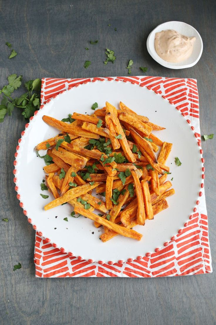 Best Baked Sweet Potato Fries