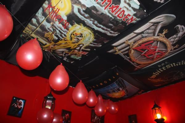 Have an 80s Heavy Metal Birthday Party
