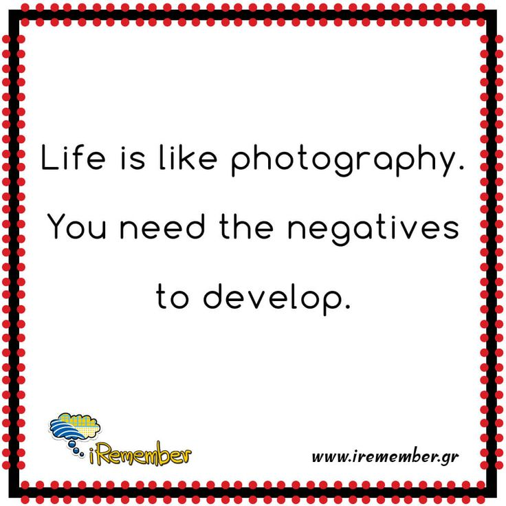 #life #photo #negatives