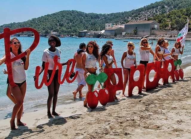 Salinas beach. Pacha club promo. #ibiza#spain#salinas#beach#promo#pacha#purepacha#sea#sand#girls#summer#club#music#voyage#eurutour#ибица#испания#пляж#море#песок#солнце#девушки#клуб#музыка#пача#вояж#путешествие#евротур#ibizasea #montereylocals #salinaslocals- posted by Anton Uskov https://www.instagram.com/monstrcd - See more of Salinas, CA at http://salinaslocals.com