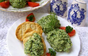 Закуска из сыра и зелени / Сырные закуски / TVCook: пошаговые рецепты с фото