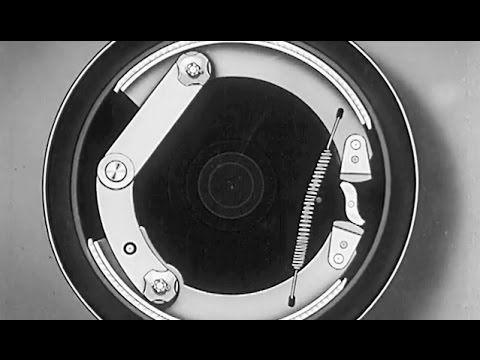 "Film: How Car Brakes Work: ""What Stops Them"" 1935 Chevrolet Division General Motors: http://youtu.be/Gnfqr3dKirU #brakes #cars #Chevy"
