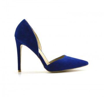 Pantofi Bora Albastri