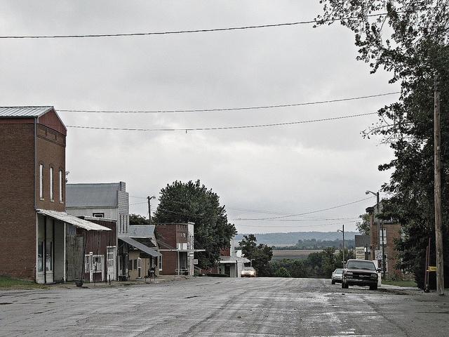 Downtown White Cloud, Kansas
