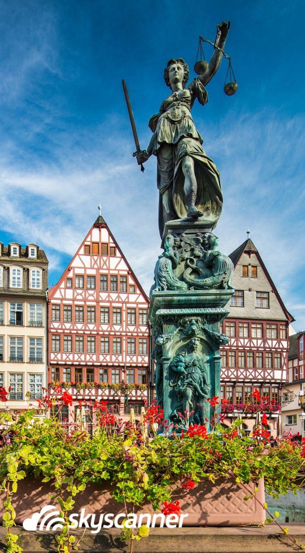 Que voir et que faire dans la ville de Francfort en Allemagne ! Découvrez tous nos bons plans