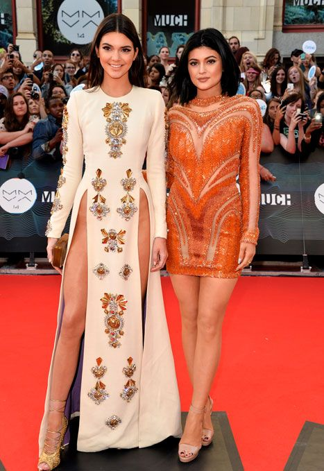 Kendall Jenner Goes Without Underwear in Daring MuchMusic Awards Gown - Us Weekly