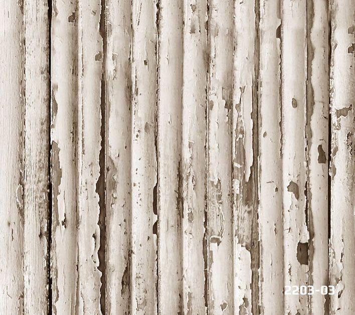 Bossini 2203-03 Ahşap Duvar Kağıdı