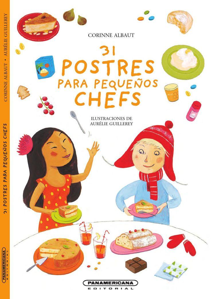Postres para niños  Elaboración de postres para pequeños chefs
