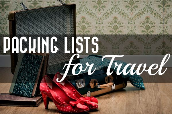 Packing lists: TFG's offer the ultimate travel packing packing lists for destinations around the world. Offering comprehensive packing tips, style ideas, travel outfits, shopping hot spots, and more, stop by Travel Fashion Girl for the best packing lists online!