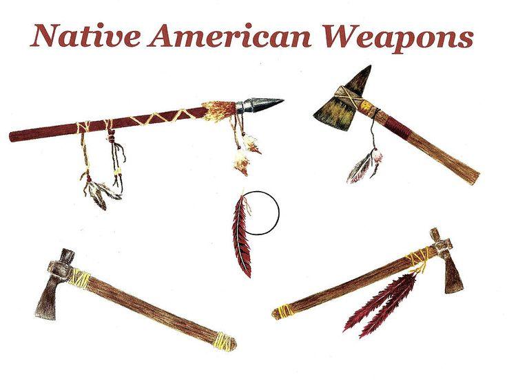 native american weapons native american weapons