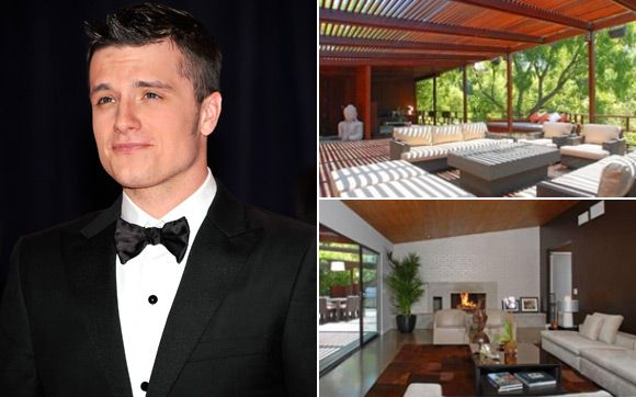 Josh Hutcherson compra manso casa da rvore por US$2,5 milhesHome, Compras Mansão, Hutcherson House, Hunger Games, Da Árvore, Compras Manso, Games Paid, Hutcherson Compras, Guess Hunger