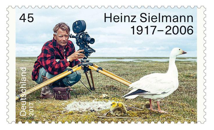 100. Geburtstag Heinz Sielmann
