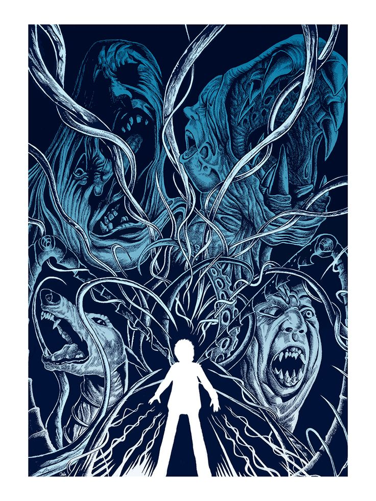 Resultado de imagem para the thing john carpenter illustration
