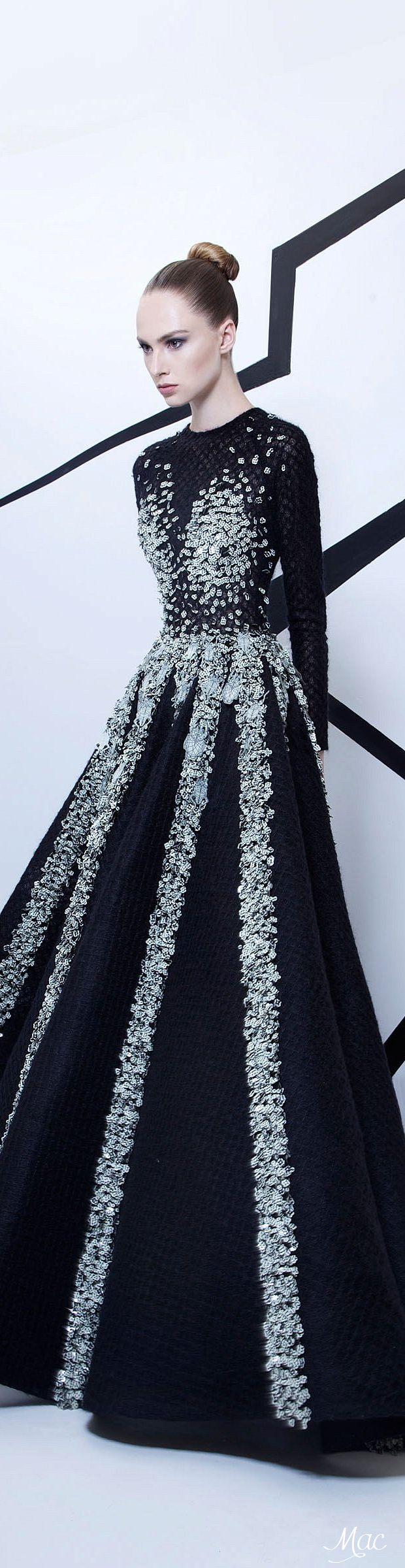 Rami Kadi Fall 2015 Couture