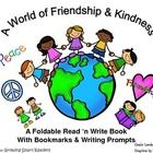 Promote friendship and kindness with your kids.  WORLD KINDNESS DAY is celebrated on November 13th!!  Many countries have joined together in making the world a better place. Have your kids talk and write about what kindness means and what being a friend is all about. Thanks for stopping by!