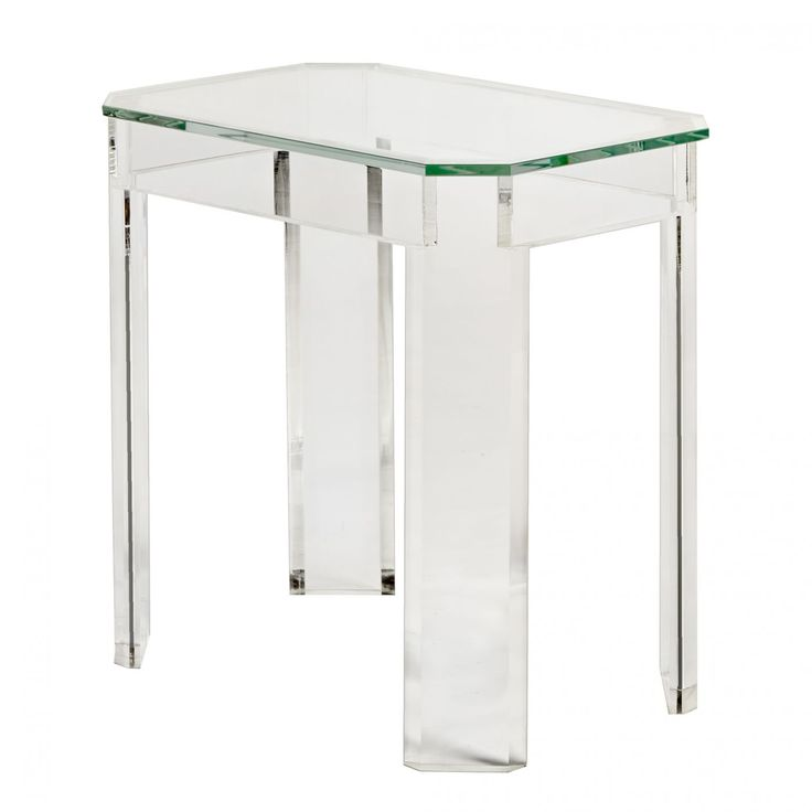 1000 Ideas About Acrylic Side Table On Pinterest
