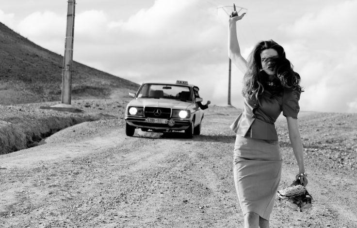 Vanity Fair – Roadtrip (by Signe Vilstrup www.signevilstrup.dk)