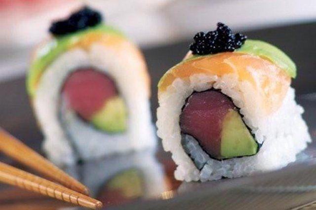 Top ten sushi restaurants in Cape Town