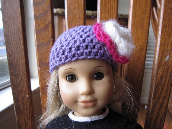Hearts For Valentines Day  Beautiful crochet hat by disneymomma, $10.00