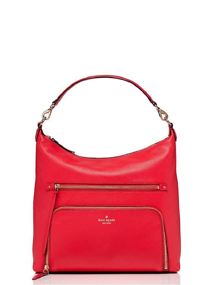 Kate Spade New York Cobble Hill Lizzie Pebbled Leather Shoulder Bag