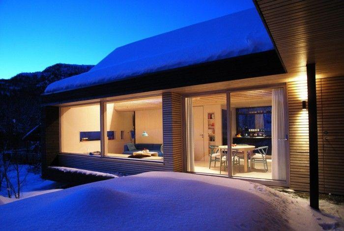 Tommie Wilhelmsen: Ski Lodge